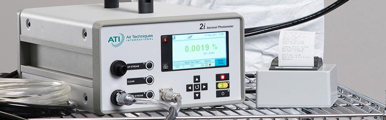 HEPA/ULPA Leak Measurement